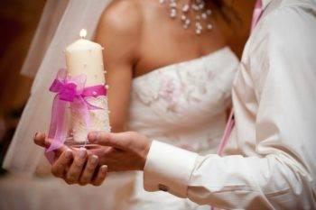 Зажигание семейного очага на свадьбе слова