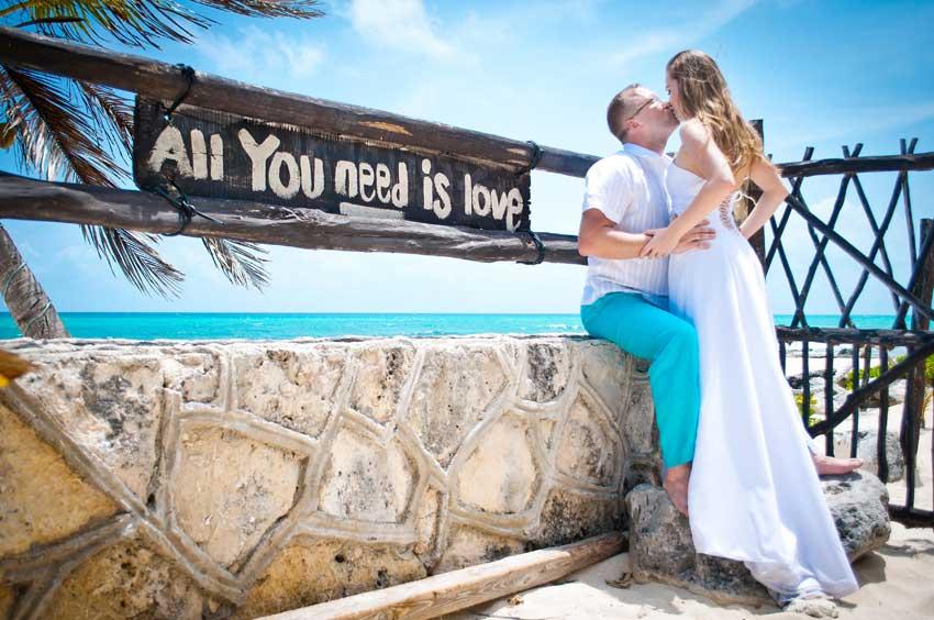Путешествие в медовый месяц