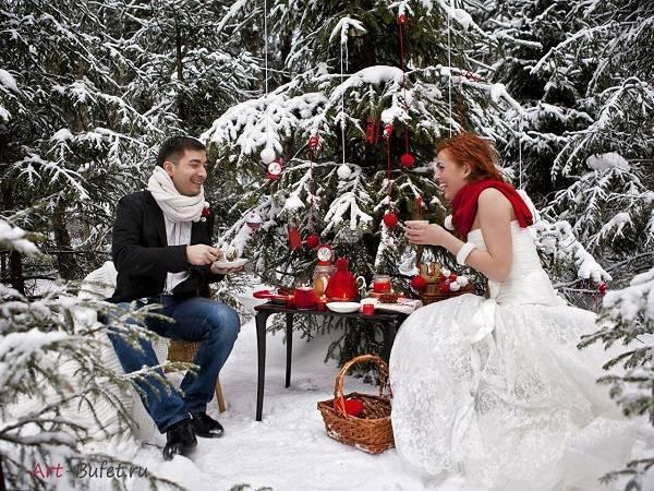 Как проходит церемония бракосочетания в загсе