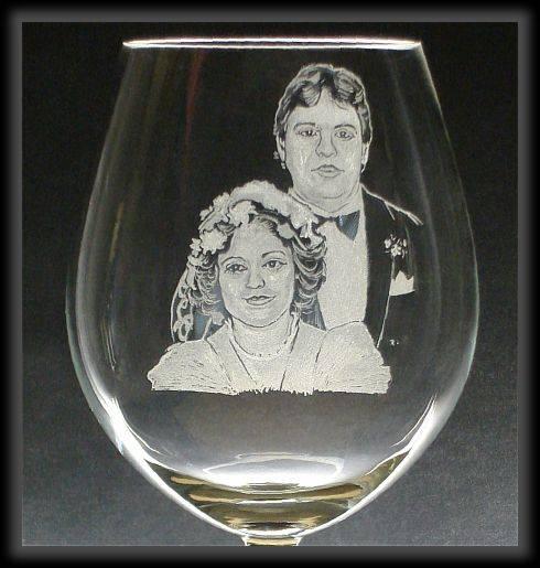 Что дарят на стеклянную свадьбу