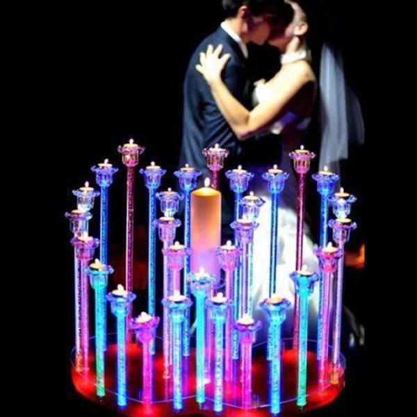 Обряд зажжения семейного очага на свадьбе