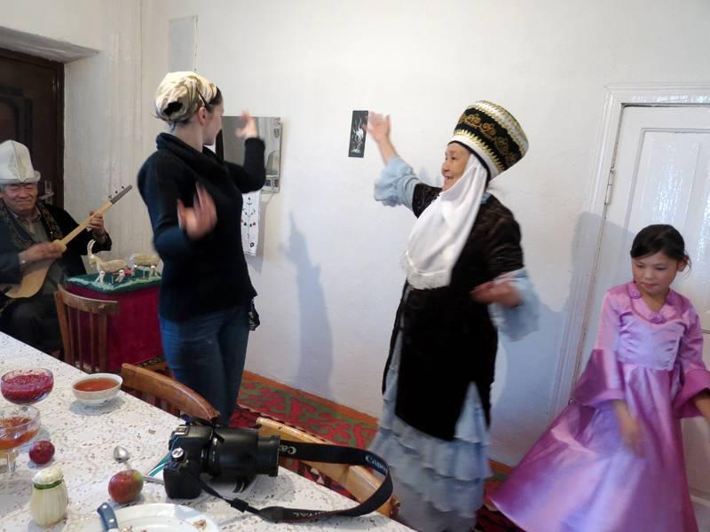 Киргизские традиции и обычаи