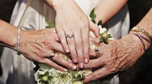 Слова благодарности родителям на свадьбе от невесты