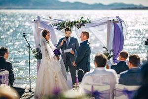 Речь жениха на сватовстве