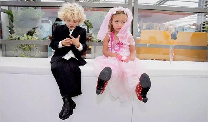 Ранние браки за и против