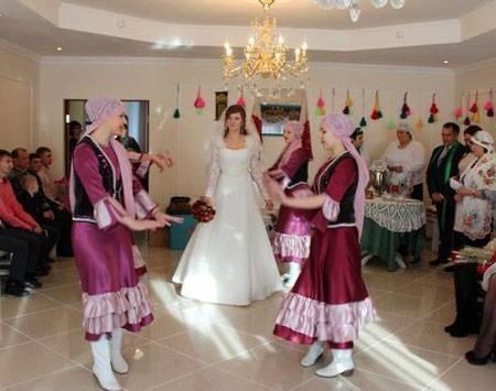 Свадебные традиции татар
