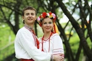 Обряд сватовства со стороны жениха