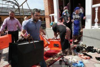Чеченские свадебные традиции и обычаи