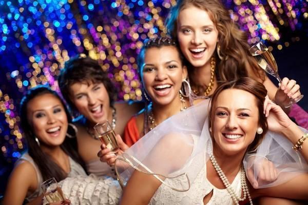 Конкурсы для невесты на девичнике