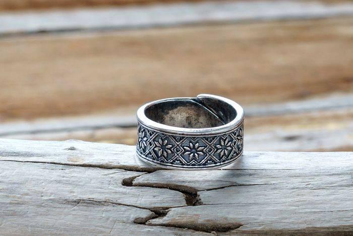 Славянские свадебные кольца