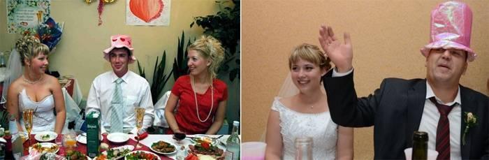 Приличные конкурсы на свадьбу