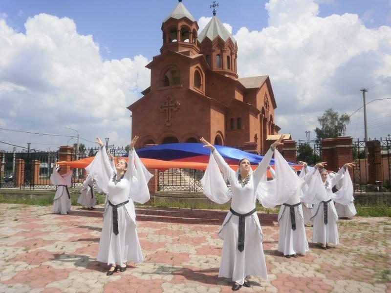 Традиции и обычаи армян