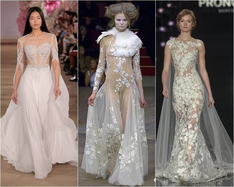Весна свадебные платья
