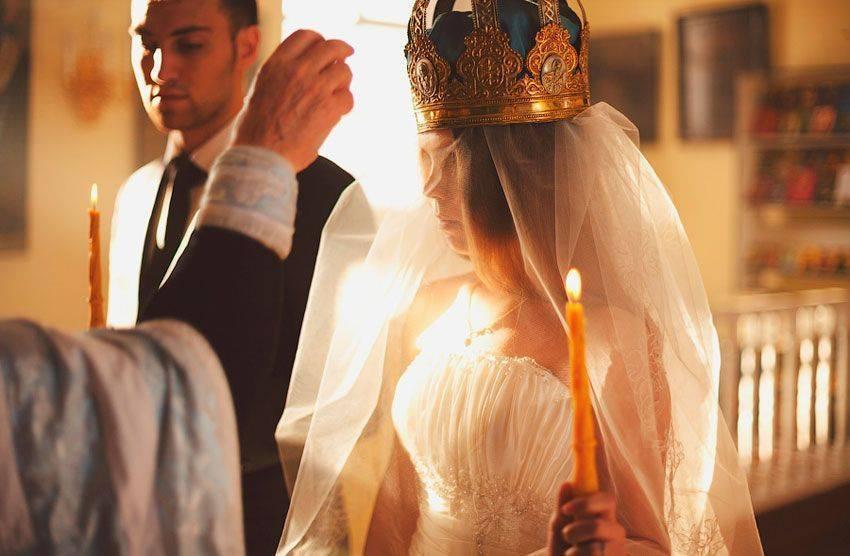 Венчание в церкви что это значит
