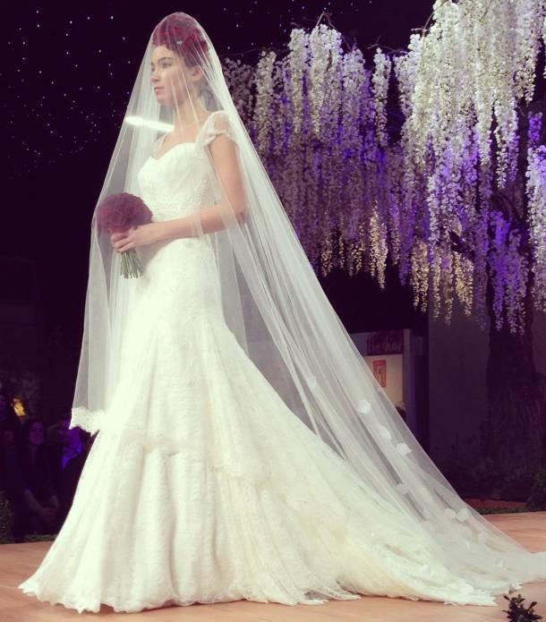 Свадебное платье по английски