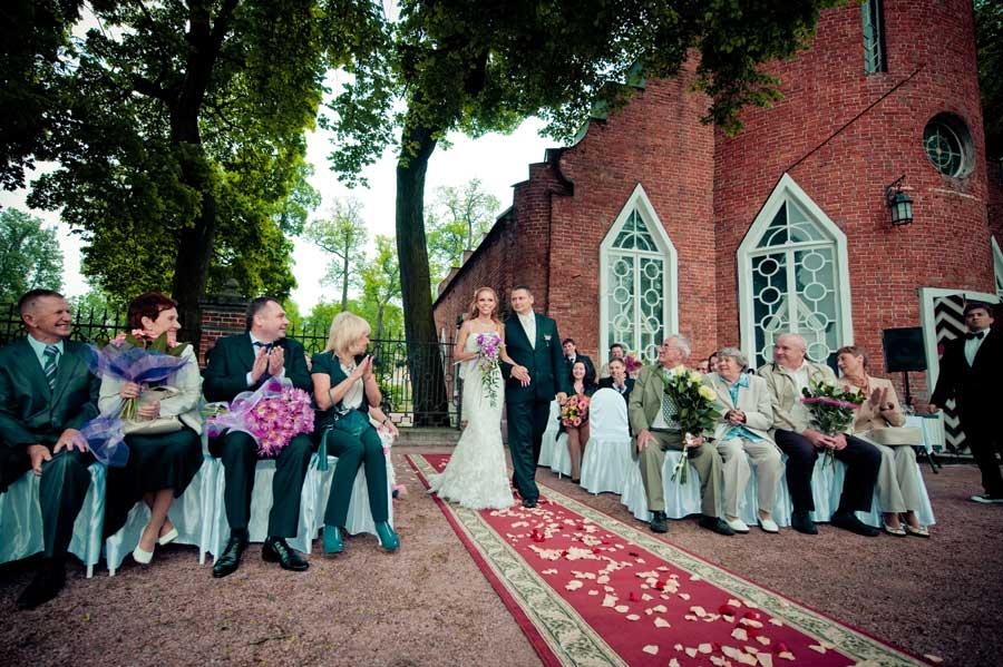 Необычная регистрация брака