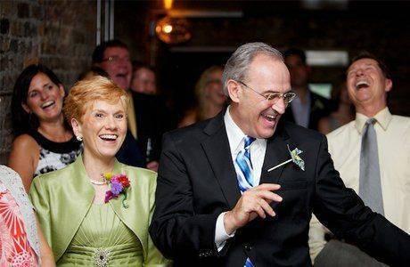 Пожелания на золотую свадьбу родителям
