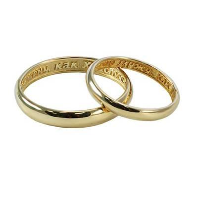 Что подарить на венчание взрослой паре