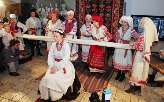 Свадебные традиции и обычаи в украине современные