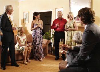 Первое знакомство с родителями невесты