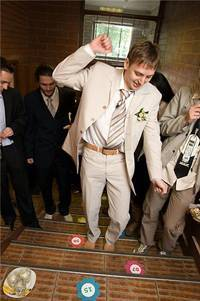 Выкуп невесты со стороны жениха действия