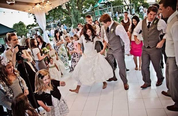 Свадьба проведение и организация описание
