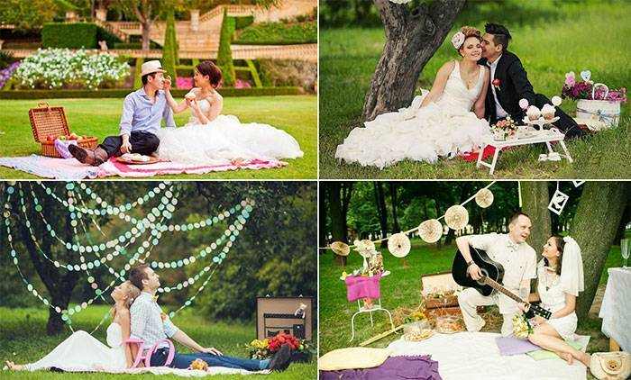 Мини свадьба идеи