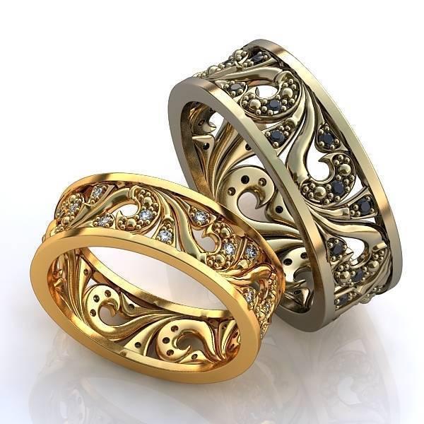 Кто должен покупать кольца на свадьбу