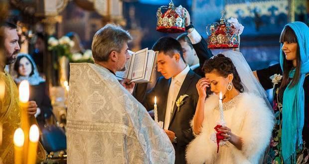 Можно ли венчаться без регистрации брака