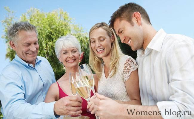 Что подарить маме жениха при знакомстве