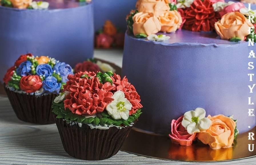 Оформление свадебных тортов