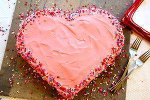Торт love is мастер класс
