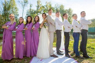 Обязательно ли свидетели на свадьбе