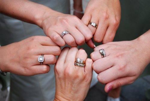 Можно ли мерить чужие кольца