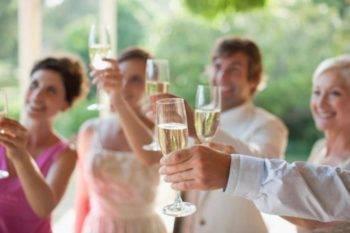 Тост на свадьбу племяннице