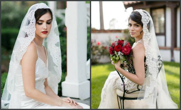 Фото фаты на свадьбу