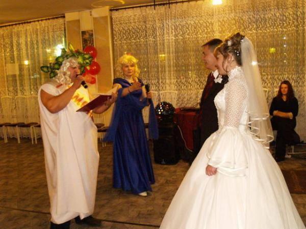 Вопросы гостям о женихе и невесте