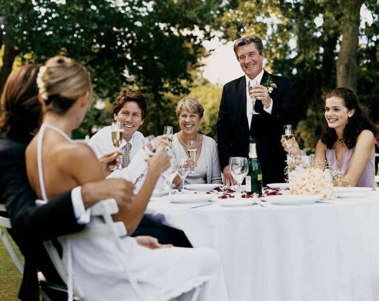 Вопросы о молодоженах гостям на свадьбе примеры