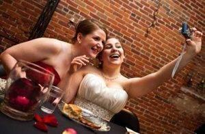 Поздравления с днем свадьбы от свидетельницы