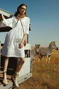 Вышитые платья в украинском стиле фото