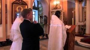 Церемония венчания в церкви правила